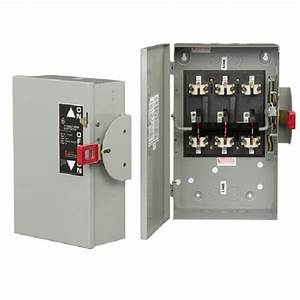 Double Throw Disconnect Wiring Diagram Disconnect Switch Diagram Wiring Diagram