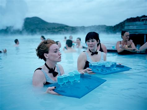 Blue Lagoon Natural Spa One Day Some Time