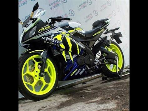 Best Modification R15 by Yamaha R15 Modified And Custom Made