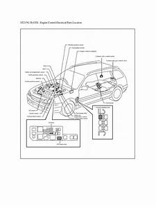 Caldina Electrical Wiring Diagram  215