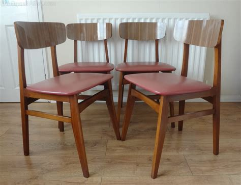 Antiques Atlas   Retro Formica Dining Table & Chairs