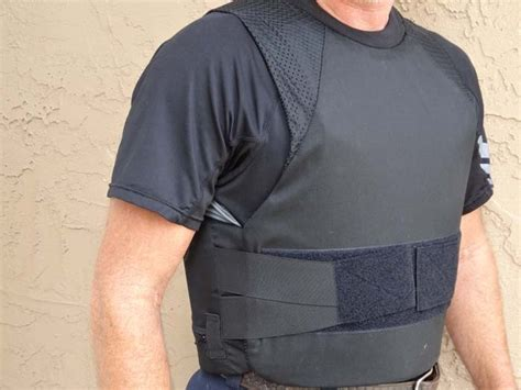 Safeguard Stealth Concealable Body Armor