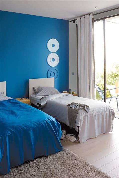 chambre ado couleur etat pur douceur de vivre chambre bleue zolpan