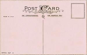 Free Printable Vintage Postcard - Pretty! - Knick of Time