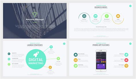 25+ Best Powerpoint Templates With Cool Layouts And Animations