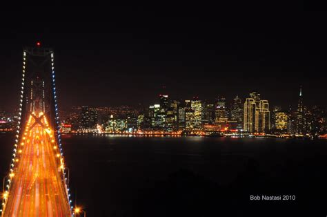 panoramio photo of lights in san francisco