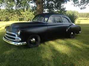 1952 Chevrolet Styleline Deluxe 2 Door  Custom  Rat Rod