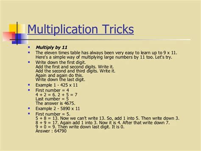vedic math worksheets  sanfranciscolife amazing math trick