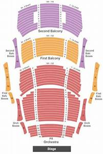 Clay Center Tickets And Clay Center Seating Charts