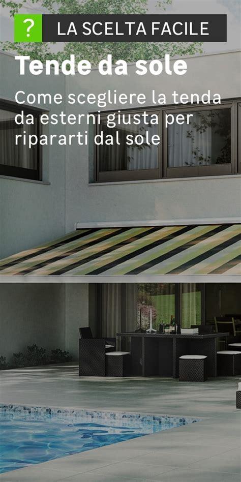 Tende Per Il Sole Tende Da Sole Per Il Terrazzo E Il Balcone Prezzi E