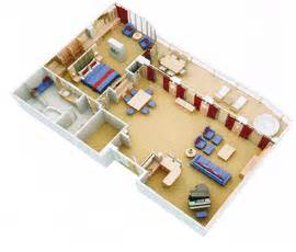 floor plans for master bedroom suites royal suite review on the oasis of the seas and of the seas cruise expert