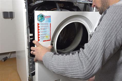 miele waschmaschine reparatur kosten miele waschmaschine front zerlegen anleitung diybook at