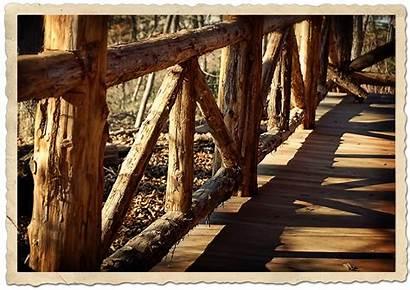 Porch Rustic Cabin Railings Railing Log Rail