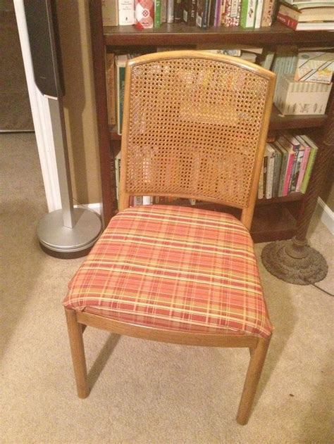 how to reupholster a dining chair seat 14 steps with