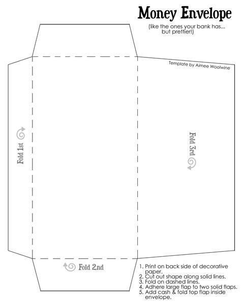 Money Envelopes Templates coinenvelopetemplatewtext for my envelope money plan