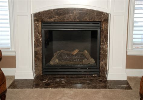 what is the of tile around this fireplace onyx