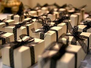 The Etiquette of Gift Giving in Business