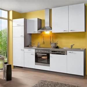 Komplett Küchen Küchenzeile : einbau k chenzeile komplett mit elektroger te 280 cm stellmass ~ Sanjose-hotels-ca.com Haus und Dekorationen