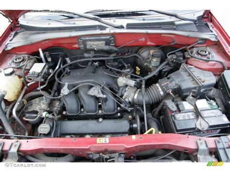 2003 Escape V6 Engine Diagram by 2003 Ford Escape Xls V6 4wd 3 0 Liter Dohc 24 Valve V6