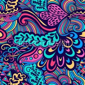 neon design neon fantasies seamless vector pattern