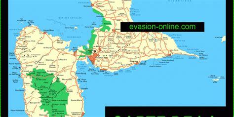 Carte Geographique Du Monde Guadeloupe by Infos Sur 187 Carte De La Guadeloupe Detaillee 187 Vacances