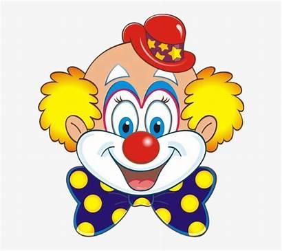 Clown Clowns Clipart Head Tubes Transparent Nicepng