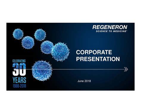 Regeneron Pharmaceuticals (REGN) Presents At Goldman Sachs ...