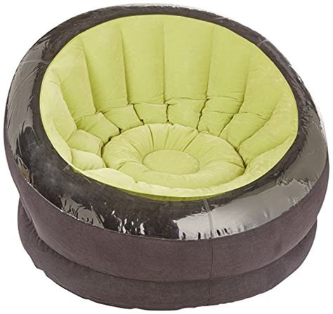 intex inflatable empire chair 44 x 43 x 27 color may
