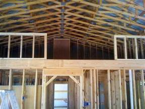Pole Barn Home Interiors One 80 000 This Awesome 30 X 56 Metal Pole Barn Home 25 Pics Metal Building Homes