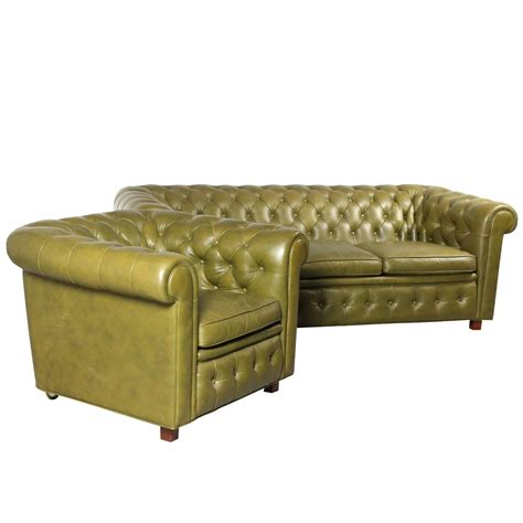 chesterfield leather sofa leather chesterfield style sofa vintage chesterfield