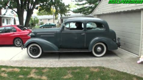 1936 Chevrolet Master Deluxe Youtube