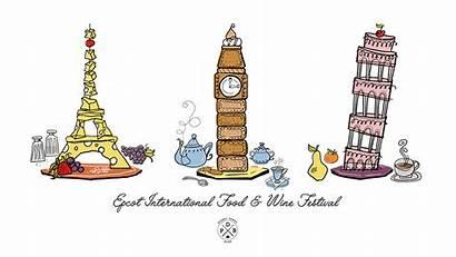 Disney Epcot Wine International Festival Walt Parks