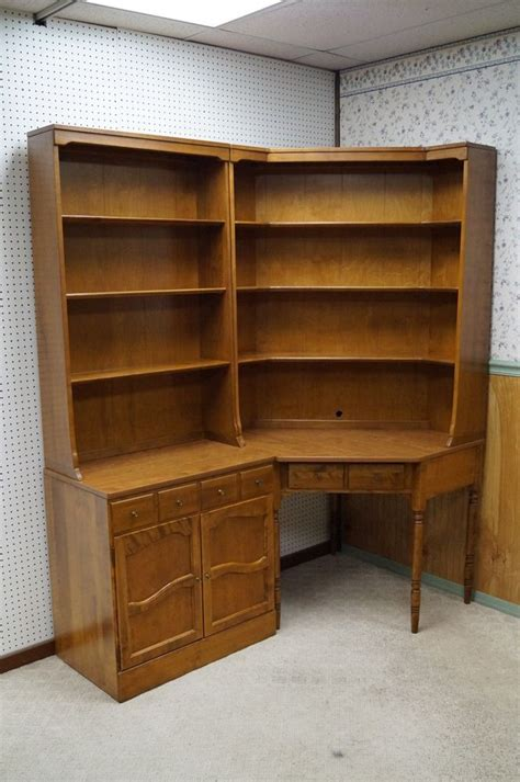 Ethan Allen Bedroom Furniture Ebay by Ethan Allen Desk Bookcase Shelf Boys Bedroom Set Home