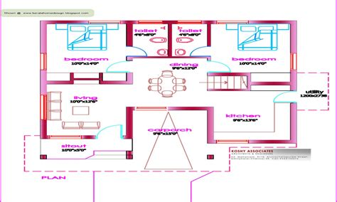 1000 Sq Ft House Exterior 1000 Sq Ft House Plans, Single