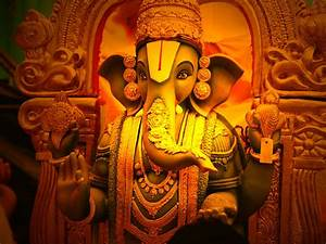 Ganesh Chaturthi Special : Amazing Wallpapers Of Lord ...