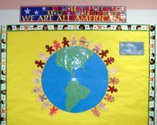 ideas  multicultural bulletin board