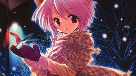 art ueda ryou chica fondos de pantalla hd fondos de