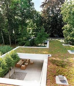 Fresh Modern House Design from Max Brunner - Rooftop
