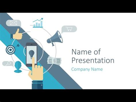 marketing template powerpoint yasncinfo