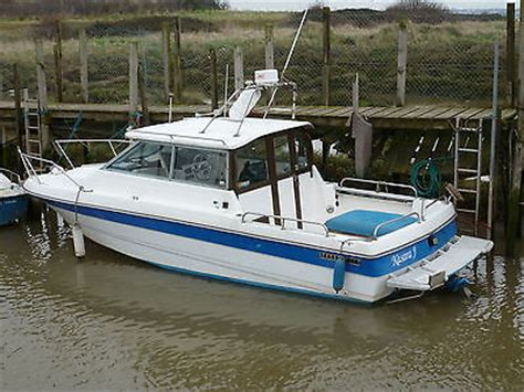 Small Sea Fishing Boats For Sale Uk by Sea Fishing Boats Bayliner Thorphy Diesel Boats For Sale Uk