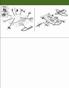 John Deere X500 User Manual