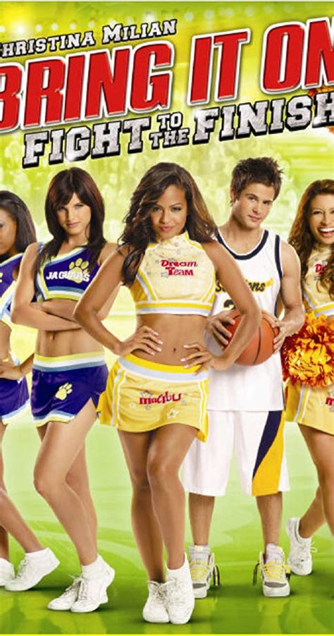 Bring It On Fight To The Finish (video 2009) Imdb