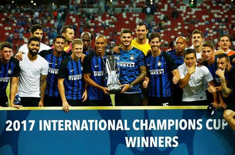 Football Briefs: Impressive Inter down Chelsea to win ...