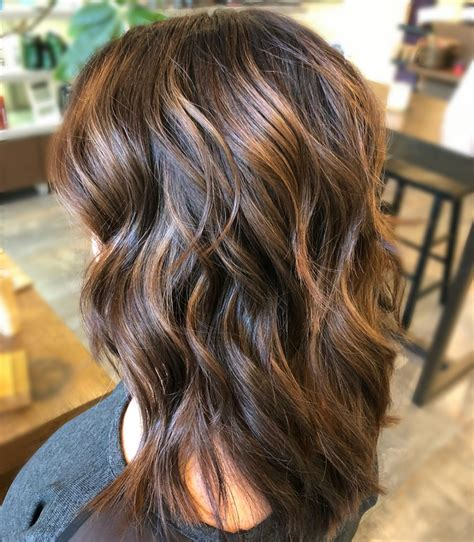 34 Sweetest Caramel Highlights On Brown Hair (tending In 2018