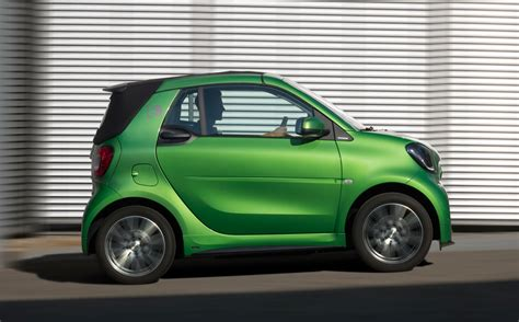 2017 Smart Fortwo Electric Drive Priced At ,550
