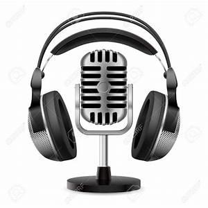 Studio Microphone Clipart (42+)