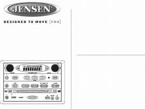 Download Jensen Car Stereo System Awm970 Manual And User