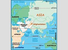 Afghanistan Map Geography of Afghanistan Map of