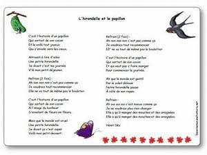 Rechercher Une Chanson Grace Aux Paroles : chanson l 39 hirondelle et le papillon d 39 henri d s paroles illustr es ~ Medecine-chirurgie-esthetiques.com Avis de Voitures