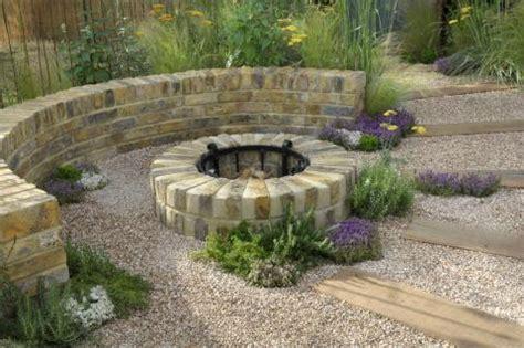 Feuerstelle Gestalten, Planen, Anlegen  Mein Schöner Garten